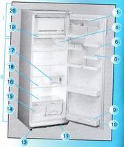 Холодильник Атлант MX-367