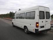 перевозки пассажиров микроавтобусом