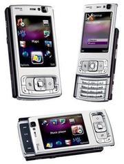 Продам телефон!!! NOKIA N95 (НЕ КИТАЙ)!!!120$