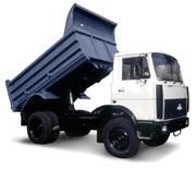 Услуги самосвала доставка песка,  вывоз мусора.