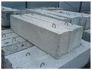 Фундаментные блоки по низким ценам.