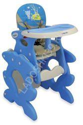 Продам в Жодино новый стульчик-трансформер для кормления baby mix.