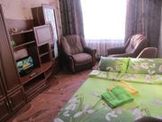 1-комнатная квартира на сутки/часы в центре г.Жодино