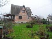 Уютный дачный дом с большим участком
