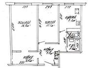 Двухкомнатная квартира в Жодино