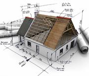 Большой выбор готовых проектов домов. Разработка проекта.