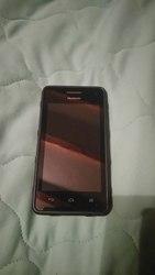 телефон Huawei G350,  с чехлом