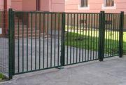 Ворота и калитки в Жодино. Бесплатная доставка!