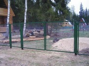 Калитки и ворота от производителя с доставкой в Жодино