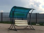 Садовые разборные качели с доставкой в Жодино